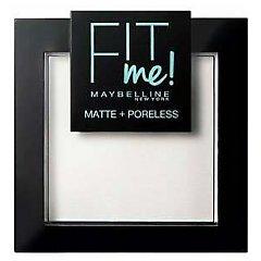 Maybelline Fit Me Matte + Poreless Powder 1/1