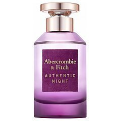 Abercrombie & Fitch Authentic Night tester 1/1
