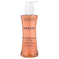 Payot Gel Demaquillant D'Tox Cleansing Gel 1/1