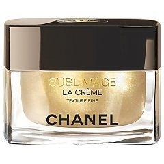 CHANEL Sublimage La Creme Ultimate Skin Regeneration Texture Fine 2016 1/1