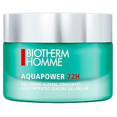 Biotherm Homme Aquapower 72h Concentrated Glacial Gel-Cream tester 1/1