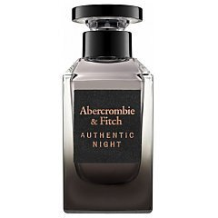 Abercrombie & Fitch Authentic Night Homme tester 1/1