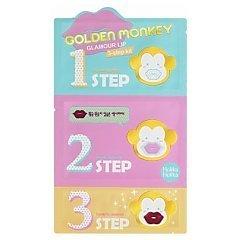 Holika Holika Golden Monkey Glamour Lip 3Step Kit 1/1