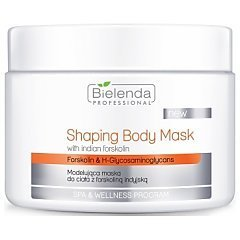 Bielenda Professional Shaping Body Mask With Indian Forskolin 1/1