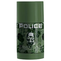 Police To Be Camouflage Special Edition 1/1