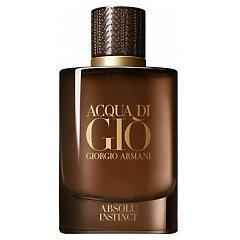 Giorgio Armani Acqua di Gio Absolu Instinct Pour Homme 1/1