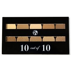 W7 10 out of 10 Eyeshadow Palette 1/1
