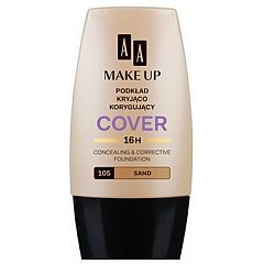AA Make Up Cover Concealing and Corrective Foundation 1/1