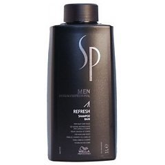 Wella Sp Men Refresh Shampoo 1/1