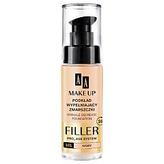 AA Make Up Filler Wrinkle Decrease Foundation Pro Age System 1/1