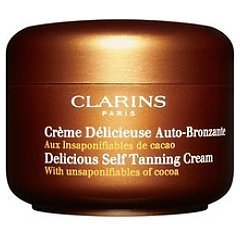 Clarins Delicious Self Tanning Cream 1/1