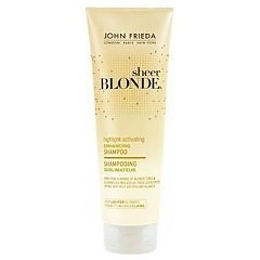 John Frieda Sheer Blonde Enhancing Shampoo For Lighter Blondes 1/1