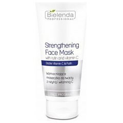 Bielenda Professional Strengthening Face Mask With Rutin And Vitamin C 1/1