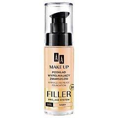 AA Make Up Filler Wrinkle Decrease Foundation Pro Age System 1/1