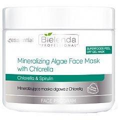 Bielenda Professional Mineralizing Algae face Mask With Chlorella 1/1