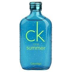 Calvin Klein CK One Summer 2013 1/1