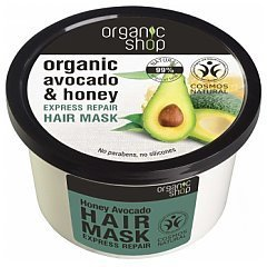 Organic Shop Honey Avocado Hair Mask 1/1