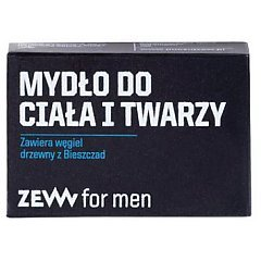 ZEW for Men Body and Face Soap 1/1