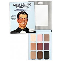 The Balm Meet Matte Trimony Palette 1/1