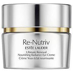 Estée Lauder Re-Nutriv Ultimate Renewal Nourishing Radiance Eye Creme tester 1/1