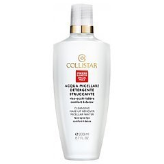 Collistar Micellar Water Cleansing Make-Up Remover 1/1