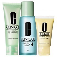 Clinique 3-Step Skincare System tester 1/1