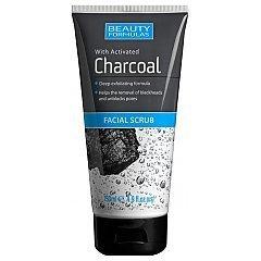 Beauty Formulas Charcoal Facial Scrub 1/1