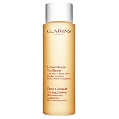 Clarins Extra-Comfort Toning Lotion tester 1/1