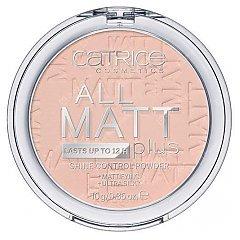 Catrice All Matt Plus Powder 1/1