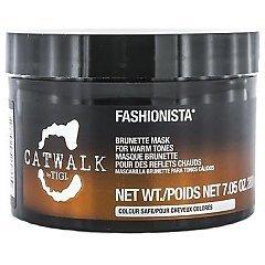 Tigi Catwalk Fashionista Brunette Brunette Mask 1/1