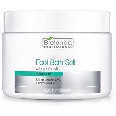 Bielenda Professional Foot Bath Salt With Goat's Milk 1/1