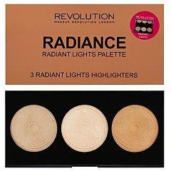 Makeup Revolution Radiant Lights Palette 1/1