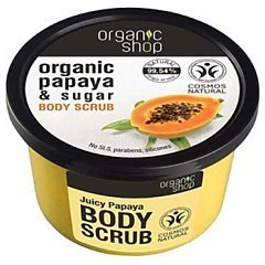 Organic Shop Juicy Papaya Body Scrub 1/1