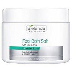 Bielenda Professional Foot Bath Salt With Lime & Mint 1/1