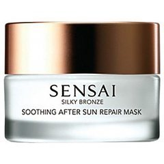 Sensai Silky Bronze Soothing After Sun Repair Mask 1/1