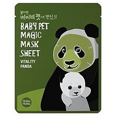 Holika Holika Baby Pet Magic Mask Sheet Vitality Panda 1/1