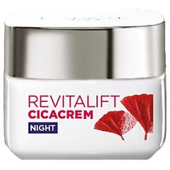 L'oreal Revitalift Cicacream Anti-Wrinkle + Extra Recovery Night Salve-Cream 1/1