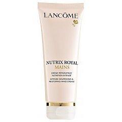 Lancome Nutrix Royal Mains Intense Nourishing & Restoring Hand Cream 1/1
