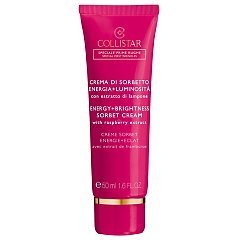 Collistar Special First Wrinkles Energy+Brightness Sorbet Cream tester 1/1