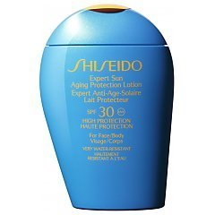 Shiseido The Suncare Expert Sun Aging Protection Lotion For Face/Body 1/1