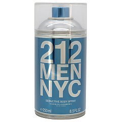Carolina Herrera 212 Men Seductive Body Spray 1/1
