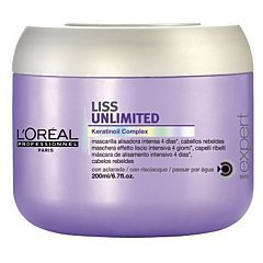 L'Oreal Serie Expert Liss Unlimited Mask 1/1