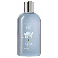The Scottish Fine Soaps Willow & Bluebell Bath Foam 1/1