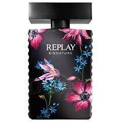 Replay Signature For Women tester 1/1