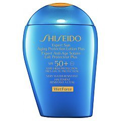 Shiseido The Suncare Expert Sun Aging Protection Lotion Plus For Face/Body 1/1