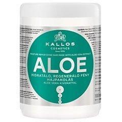 Kallos Aloe Vera Moisture Repair Shine Hair Mask 1/1