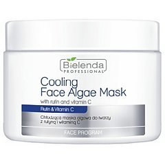 Bielenda Professional Cooling Face Algae Mask With Rutin And Vitamin C 1/1