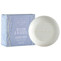 The Scottish Fine Soaps Willow & Bluebell Soap 1/1