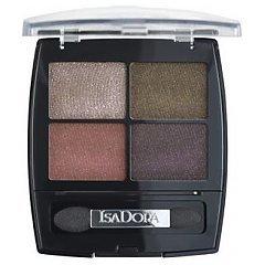 IsaDora Eye Shadow Quartet Metropolitan Autumn Makeup 2019 1/1