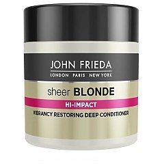 John Frieda Sheer Blonde Hi-Impact Vibrancy Restoring Deep Conditioner 1/1